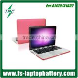 "Factory Price Hard Shell Cover Case for Macbook Retina, waterproof laptop case 13"" for Macbook case cover"