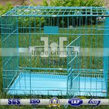 25*50mm Mesh Green Coated Metal Dog Cage/Animal Cage