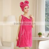 Suitable strong water absorption washcloth sexy bath towel microfiber towel canbe customize