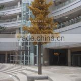 fiberglass steel pine material plastic leaves artifical cheap large trees landscape trees