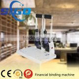 SG-S30 book binding plastic binding machine                                                                         Quality Choice