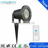 Howsan Newest Lighting waterproof outdoor christmas laser light projector holiday lights