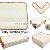 JCTrade Eco-friendly Bamboo Baby Wipes Soft Cloth Wipes
