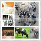 Single Mobile Goat/Sheep/Cow/Cattle Camel Milk Machine