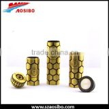 In stock! China wholesale electronic cigarette silver honor mod 1:1 honour mod clone fit for lghe4