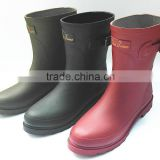 Ladies rubber rain boots wholesale