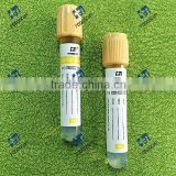 All type available Clot&Gel vacuum blood test seal tube with label