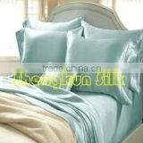 300TC Plain Queen Size 100% Bamboo Bedding Sets
