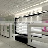 store fixtures shoes hand bags makeup beautify skincare products display racks case fixtures