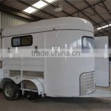 horse box trailer fiberglass box trailer for sale