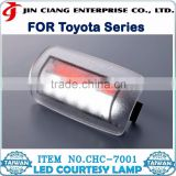 Welcome Guest Light FOR TOYOTA ALPHARD CAMRY WISH LED Courtesy LAMP