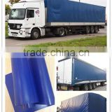 PVC Truck Side Curtain Fabric with Coating both sides 20905W2