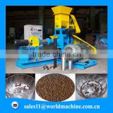 Floating fish feed in india floating fish feed machine
