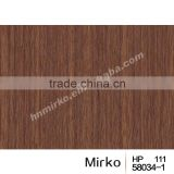 furniture plastic laminated PVC wood Grain Sheets