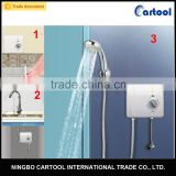 Multi-use Electric Hot Water Heater Tankless - INSTANT HOT SHOWER                                                                         Quality Choice