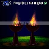 artificial fire flame light decoration the party