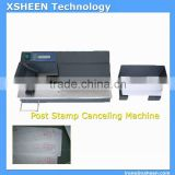 6 post stamping machine XH08A, stamping cancelling machine