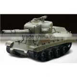 2013 hot sell hobby toy RC Tank with BB battle