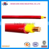 China superior quality fire resistant single core PVC insulated PVC sheathed cable                                                                                                         Supplier's Choice