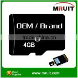 Factory price micro Original import sd 1-64gb memory cards china 64GB TF Card