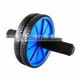 Dual Ab Wheel for Abs / Abdominal Roller Ab Wheel Workout Exercise Fitness black Ab Wheel