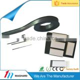 wholesale alibaba raw material industial usage customized size flexible rubber magnetic stip