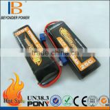 High quality rechargeable rc battery 12v 2200mah with excellent discharge for RC airplane and helicopter battery