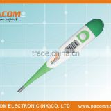 OEM oral use digital thermometer with fever alarm