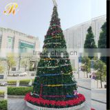 Wholesale artificial plastic netting christmas tree netting
