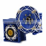 worm wheel aluminium cast Beautiful Double NMRV 030+NMRV 063worm gear reducer Combination gearbox BEST QUALITY reasonable price