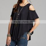 Tall women plain T shirt wholesale and retail 2015 & brand T shirt quality for women