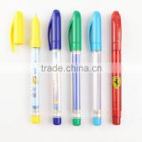 New Style Advertising Banner Ball Pen With your Own Logo, promotional banner ballpoint pen