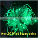 Thanksgiving Single Battery Operated Micro Mini Flashing String LED Lights