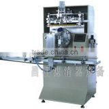 Fast Speed Round Oil Filter Making Machine for Silk Printing , Easy Operation