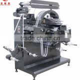 INquiry about On Run Registration Letterpress Flexo care label washing label printing machine