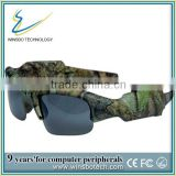 New product blue tooth sunglasses with video camera, bluetooth mp3 sunglasses with video