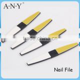 Nail Beauty Manicure Professional 3 Way Plastic Nail Files