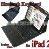 Wireless Bluetooth keyboard case for ipad 2 ipad 3