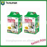 Fujifilm Instax Mini Film 2pack(20 sheets) for Mini 7s / 8 / 25 / 50s / 90 Camera                                                                         Quality Choice                                                     Most Popular