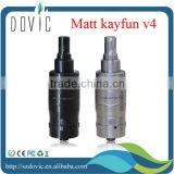 Matt Finish kayfun v4 clone bell cap ,kayfun 4 subohm kit gives better airflow