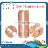 Wholesale 26650 king kong mod with high quality