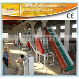 factory price film recycling plant in rubber raw material machinery
