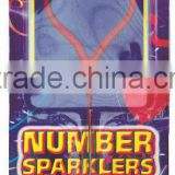 Wedding and party ,Bitrhday decoration 2015 new products Heart Shaped electric Sparklers indoor fireworks