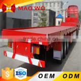 China manufactured 3 axle 20ft flatbed semi trailer for sale                                                                         Quality Choice