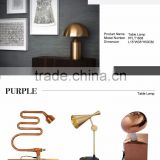 Hotel decoration wall lamp drop lamp desk light