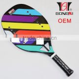 new design high quality beach tennis full titanium eva inside 350g