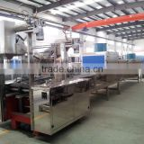YX600 2016 Shanghai Factory price food confectionary industrial ce prodction line candy cotton making machine
