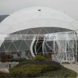 Big Clear Roof Round Dome Tent for Luxury party