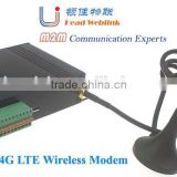 made in china 14.4Mbps/3.6Mbps usb 2g/2.5g/3G wireless wifi industry modem the smallest size industrial GSM GPS GPRS Modem