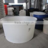 Green food grade plastic barrel breeding barrels anti-aging plastic bucket plastic manufacturers professional
